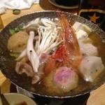 北の魚づくし - つみれ鍋