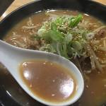Adumaza - 濃厚味噌白湯ラーメン