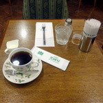 kafeeikokuya - ブレンドコーヒー(一杯おかわり可)