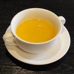 アーレス・コート - カボチャのスープ