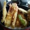 かじやばし - 料理写真:天丼アップ