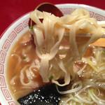 36122478 - 特選アゴだし醤油 (平打ち麺)