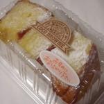 ココ・ブラウニー - 料理写真:フレンチトースト
