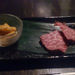 江戸前炭火焼 kemuri - 牛肉