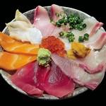 36127302 - 海鮮彩丼