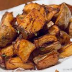PIZZERIA E BAR BOSSO - ポテトのフリット ローズマリー風味【2015年3月】