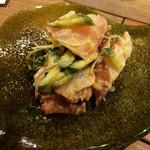 沖縄料理 新風 - 刺身味噌和え 980円