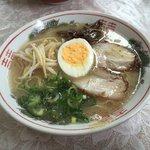 防府一ラーメン - 料理写真:ラーメン 550円☆(第一回投稿分③)
