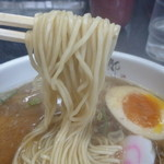 喜多郎 - 極細ストレート麺!腰がしっかりありツルツル食感良し!