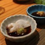 日本料理 きた山 - たこ