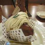 マメノキ - 和栗のモンブラン