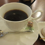 マメノキ - ホットコーヒー