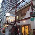 ビオディナミコ - おしゃれなストリートの2階