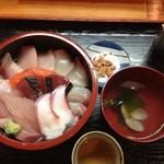 はせ川お食事処 - 料理写真:2013/11/22 お昼のランチ