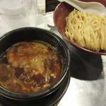 紅蓮 - 極濃海老つけ麺(並) 790円