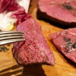 TRATTORIA Linea 7 - 熟成肉の低温ロースト
