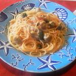 スパッソ - 鯖とトマトの組み合わせって美味しいんだとしみじみ感激ました