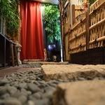 神々の森神社cafe - 内観写真: