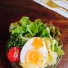 黒猫茶房 - 料理写真:ランチのサラダ
