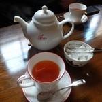 36136567 - 1コインスイーツの紅茶ダージリン