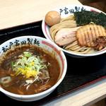 松戸富田製麺 三井アウトレットパーク木更津店 - 特製つけそば250g 1050円
