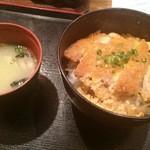 Yokatai - カツ丼(510円)