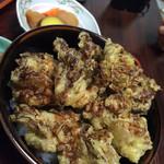 36140238 - 舞茸天丼¥1050