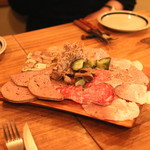 ラピヨッシュ - 肉屋の前菜 (2015/02)