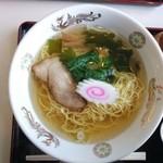 かっぱ食堂 - 2015年1月 ラーメン 650円