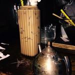 珈琲茶館OB - アイスモカ