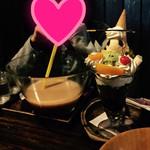珈琲茶館OB - ミルクティーにチャレンジ中