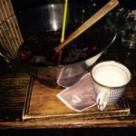 珈琲茶館OB - アイスミルクティー
