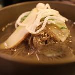 百濟 - 冷麺