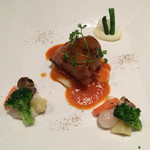 36145725 - ロビンソンランチのメイン料理