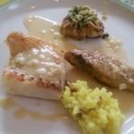 七草 - 料理写真:魚料理(lunch)H27.3