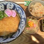 三和 - 2015/3/22 お昼のランチ