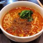 陳建一 麻婆豆腐店 みなとみらい店 -  ランチの担々麺です。