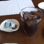 神戸洋酒倶楽部 - アイスコーヒー