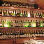 レストラン ブルーシエル - 奥の空間は個室仕様にもできるスペース。