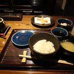 天ぷら新宿つな八 粹 -
