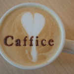 Caffice - 苦くなくて私には丁度良かったです*長居しやすい居心地の良いカフェでした