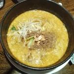 四川厨房ふう   - 担々麺です