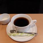 M.s CAFE 浜大津 - ブレンドコーヒー(モーニングベーグルセット)
