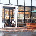 M.s CAFE 浜大津 - 店入口(外の通り側)