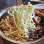 36153949 - ラーメン(ストレート細麺)