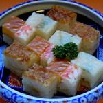 きし鮓 - 箱寿司
