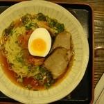 らーめん居酒屋風火山 - 神戸冷麺