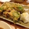 漁竿 - 料理写真:ふきのとうの天ぷら