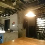 JAZZ茶房 青猫 - 店内