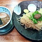 つけ麺二代目みさわ - 【梅干しつけ麺 200g + 味玉】¥850 + ¥100